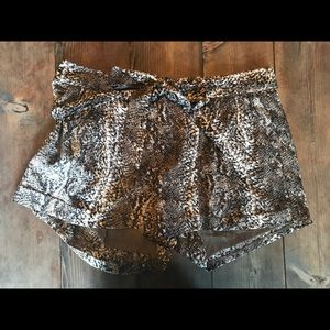 MM Couture Shorts